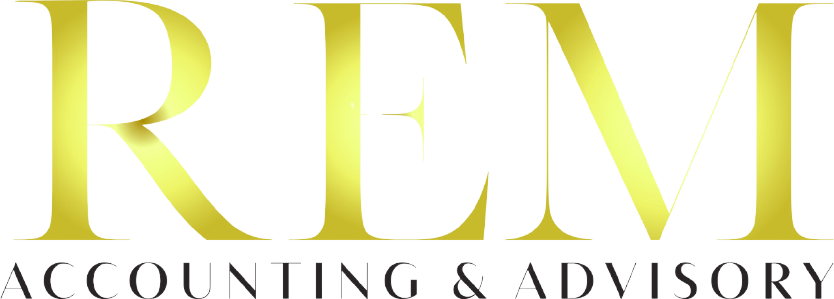 REM accounting logo